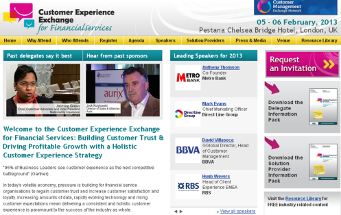 IQPCCustomerExperienceExchange2013