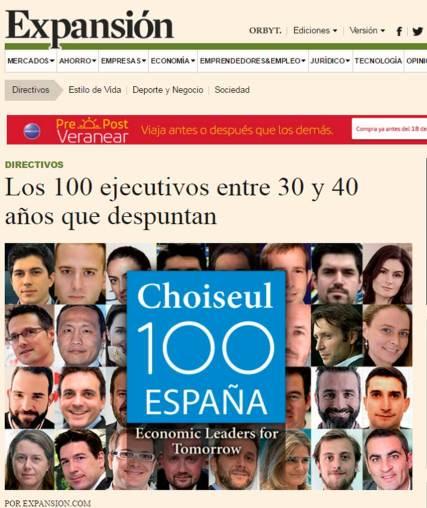 Ranking100Lideres_Expansion2016DVillaseca